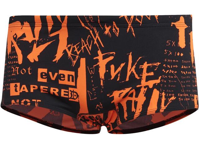 713232f3 adidas Pro Allover Print Aquashorts Men solar orange/white | Gode tilbud  hos bikester.no